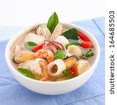 Tom Yum Soup  Thai Food
