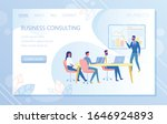 financial administration and... | Shutterstock .eps vector #1646924893