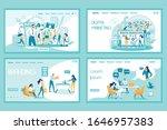 digital marketing landing page...