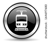 train icon | Shutterstock . vector #164697680