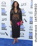 Small photo of LOS ANGELES - JAN 06: Kimberly Steward arrives for the Film Independent Spirit Awards 2020 on February 08, 2020 in Santa Monica, CA