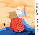 Bible Narratives About Moses...