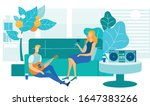 home karaoke  entertainment...   Shutterstock .eps vector #1647383266