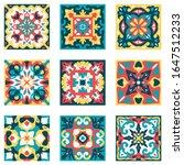 tile pattern vector seamless... | Shutterstock .eps vector #1647512233