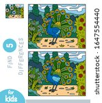 find differences  educational... | Shutterstock .eps vector #1647554440