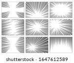 set of black and white  gray... | Shutterstock .eps vector #1647612589