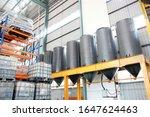 Indoor Industrial Oil Tanks In...