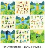 vector illustration backgrounds ... | Shutterstock .eps vector #1647644266