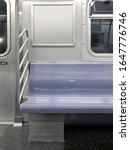 Subway Seat In New York City