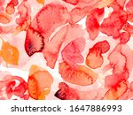 summer blossom background.... | Shutterstock . vector #1647886993