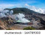 Amazing Poas Volcan In Costa...
