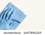Employee Hand In Rubber...