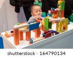 milan  italy   november 22 ... | Shutterstock . vector #164790134