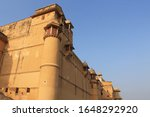 The Wall And Entrance Gate To...