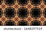 abstract kaleidoscope...   Shutterstock . vector #1648297519