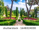 Saint Clotilde Garden  Jardines ...