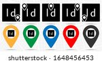 indesign  text icon. simple...