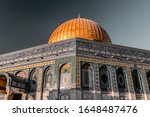 exterior view of the dome of...   Shutterstock . vector #1648487476