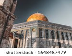 exterior view of the dome of...   Shutterstock . vector #1648487479