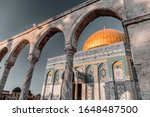 exterior view of the dome of...   Shutterstock . vector #1648487500