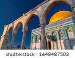 exterior view of the dome of...   Shutterstock . vector #1648487503