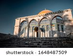 exterior view of the dome of...   Shutterstock . vector #1648487509