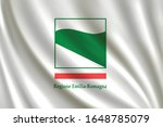 flag of emilia romagna waving... | Shutterstock .eps vector #1648785079