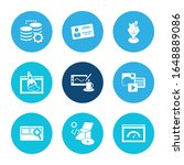webdesign icon set and business ...