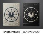 white dial knob level...