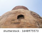 close up on dhamekh stupa in... | Shutterstock . vector #1648975573