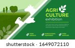 design concept for agriculture... | Shutterstock .eps vector #1649072110