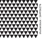 seamless triangle pattern ... | Shutterstock .eps vector #164936276