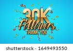 30000 Followers. Poster For...