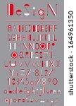 typography | Shutterstock .eps vector #164961350