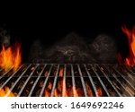 Hot Empty Portable Barbecue Bbq ...