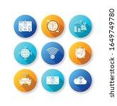 5g wireless technology flat... | Shutterstock .eps vector #1649749780