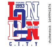 London City Design Typography...