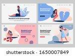 frustrated women set. character ...   Shutterstock .eps vector #1650007849