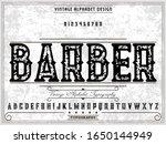 alphabet.font.old style... | Shutterstock .eps vector #1650144949