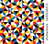 abstract geometric pattern  ... | Shutterstock .eps vector #1650228373