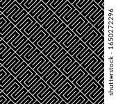 seamless vector. curves ... | Shutterstock .eps vector #1650272296