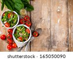 dietary food background ... | Shutterstock . vector #165050090