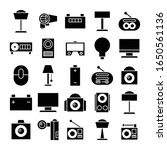 electronic device and appliance ... | Shutterstock .eps vector #1650561136