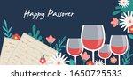 pesah celebration concept  ...   Shutterstock .eps vector #1650725533