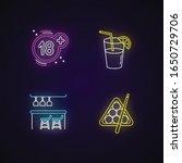 adult recreation neon light... | Shutterstock .eps vector #1650729706