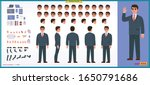 people character business set....   Shutterstock .eps vector #1650791686