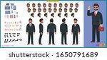 people character business set....   Shutterstock .eps vector #1650791689