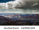 Storm In The Canyon