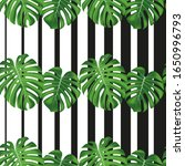 seamless vector pattern with... | Shutterstock .eps vector #1650996793
