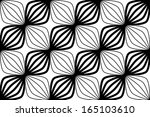 seamless vector pattern | Shutterstock .eps vector #165103610